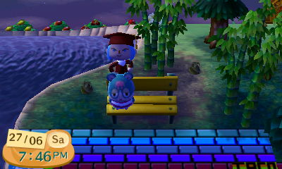 How to make enemies (and narratives) in Animal Crossing: NewLeaf